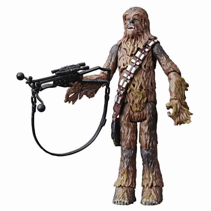 Hasbro Action Figures Star Wars The Vintage Collection 3 3/4-Inch Chewbacca Action Figure Popoloco