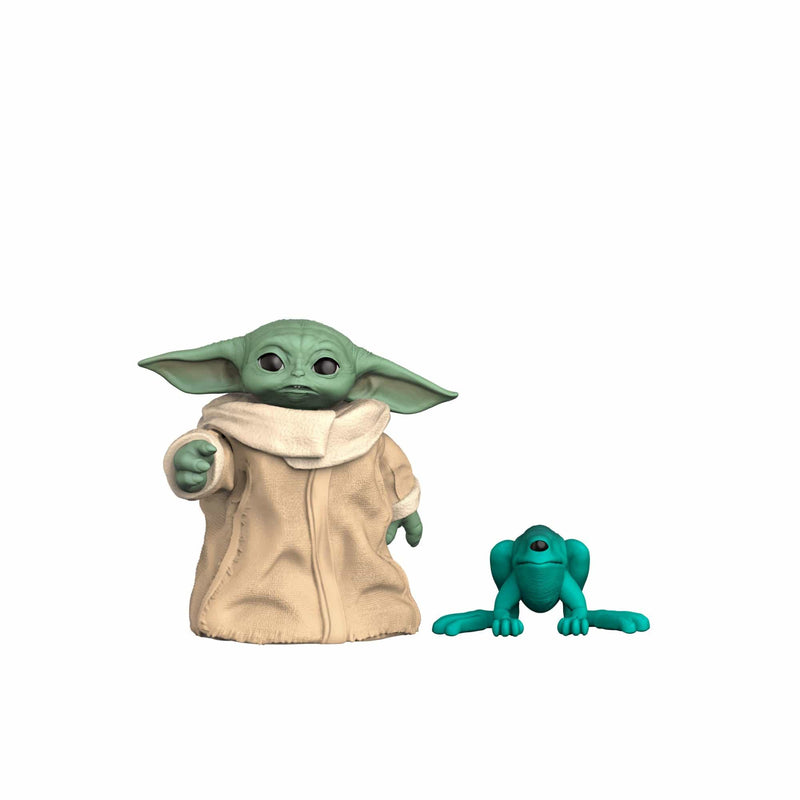 Hasbro Action Figures Star Wars The Vintage Collection 3 3/4-Inch Grogu (The Child) Figure Popoloco