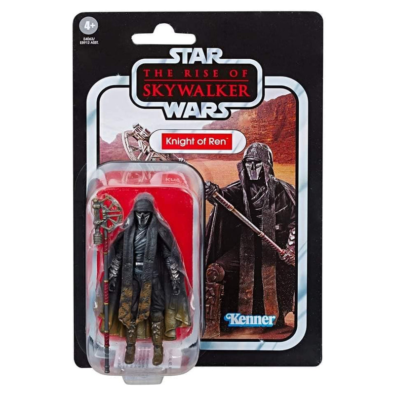 Hasbro Action Figures Star Wars The Vintage Collection 3 3/4-Inch Knight of Ren Popoloco