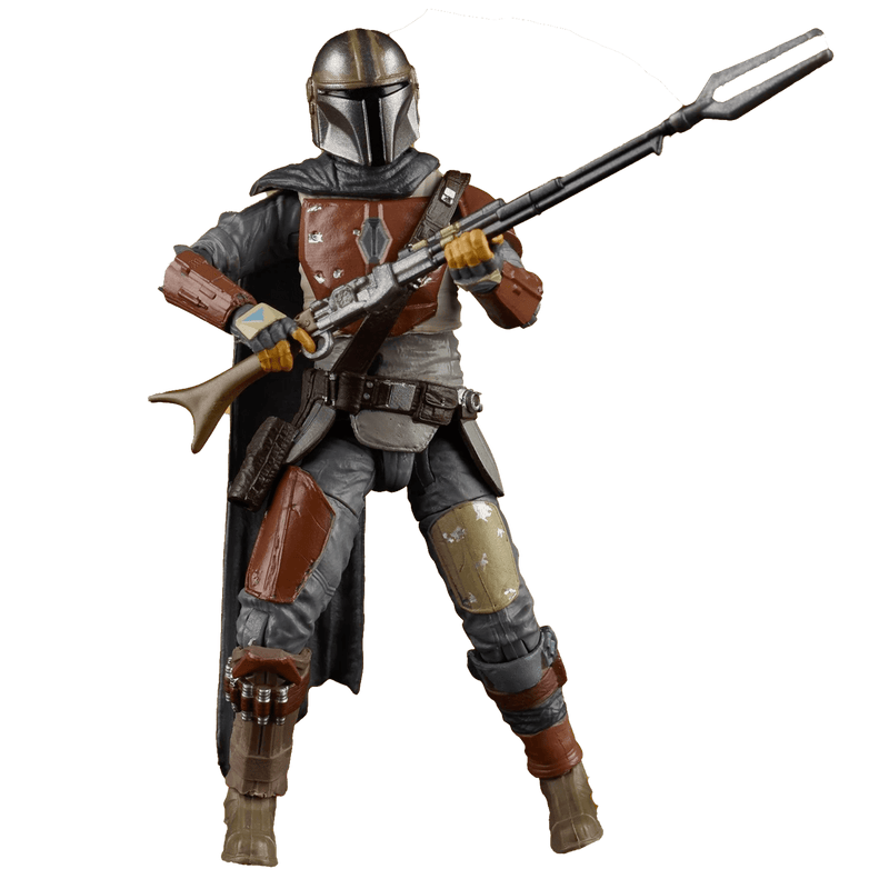 Hasbro Action Figures Star Wars The Vintage Collection 3 3/4-Inch Mandalorian Figure Popoloco