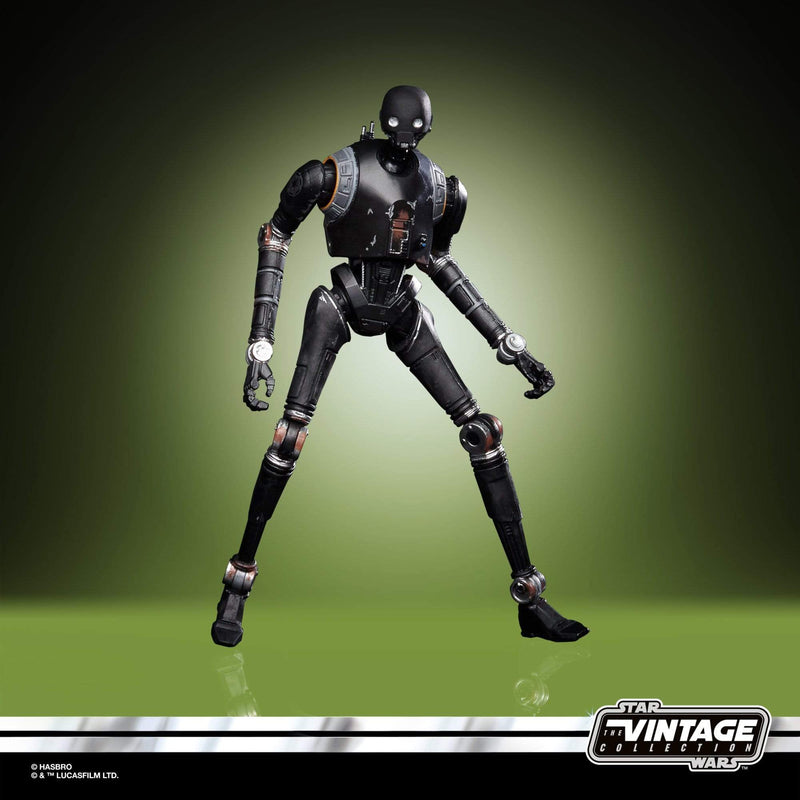 Hasbro Action Figures Star Wars The Vintage Collection K2SO Figure Popoloco