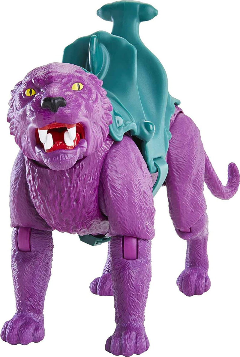 Mattel Action Figure Vehicles Masters of the Universe Origins Panthor Action Figure Popoloco
