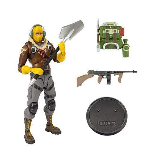McFarlane Action Figures Fortnite Series 1 Raptor 7-Inch Action Figure Popoloco