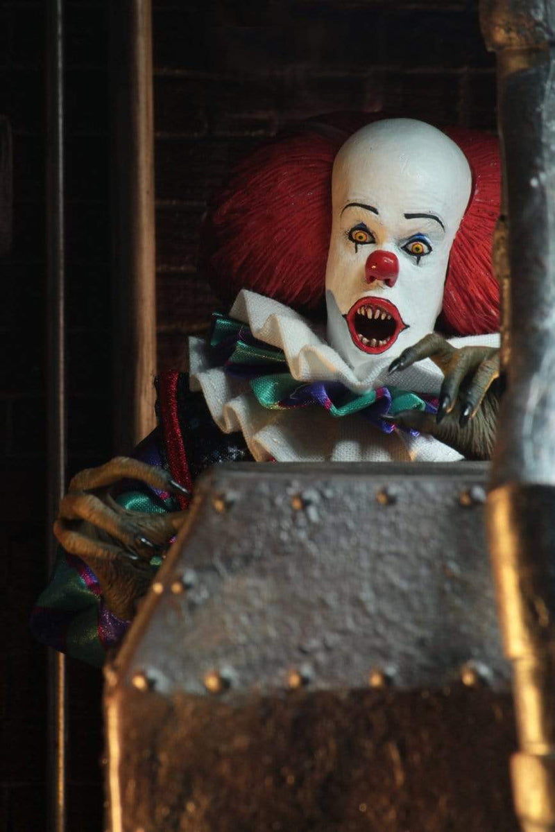 "NECA Action Figures It 1990: Ultimate Pennywise 7"""" Action Figure Popoloco"