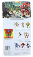 Super7 Action Figures Masters of the Universe Vintage Beast Man 5 1/2-Inch Action Figure Popoloco