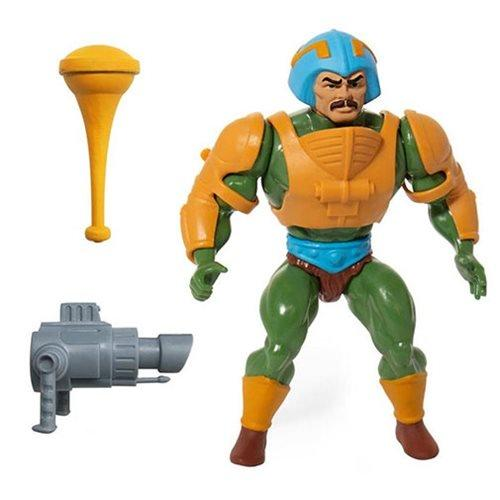 Super7 Action Figures Masters of the Universe Vintage Man-At-Arms 5 1/2-Inch Action Figure Popoloco