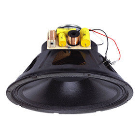 Pro-Performance Compression Coaxial Driver: 150W, 100W.