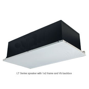"LT Pro Sound Series 6.5"" 40W Lay-in Tile Speaker"