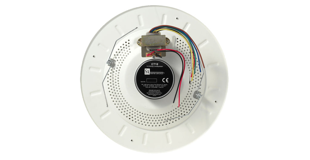 CT10 In-Ceiling Speaker