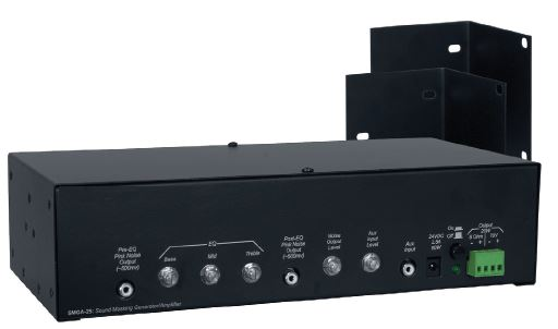SMGA-25 Sound MaskingGenerator/Amplifier