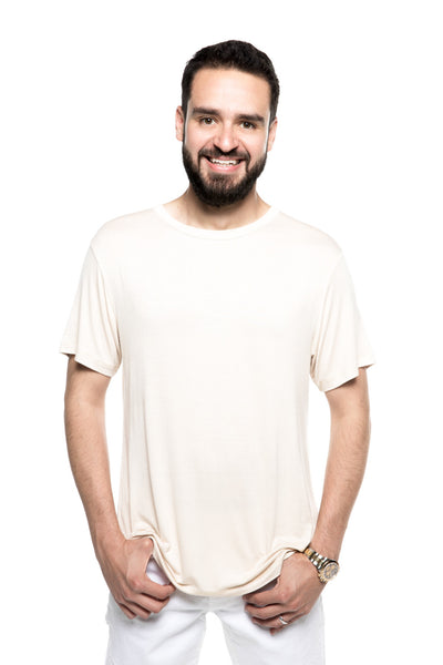 Newport T-Shirt - Natural