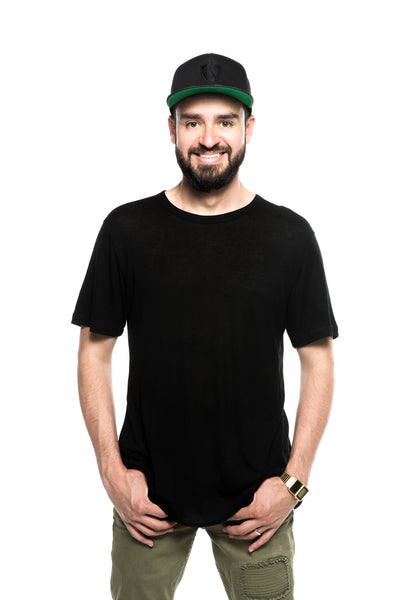 Newport T-Shirt - Black
