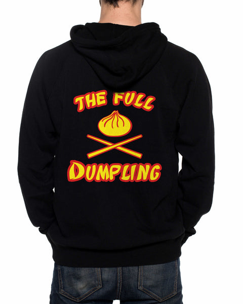 The Full Dumpling Zip Hoodie