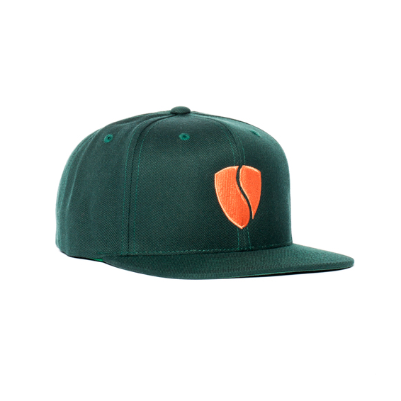 Hercules Hat / Green - Orange