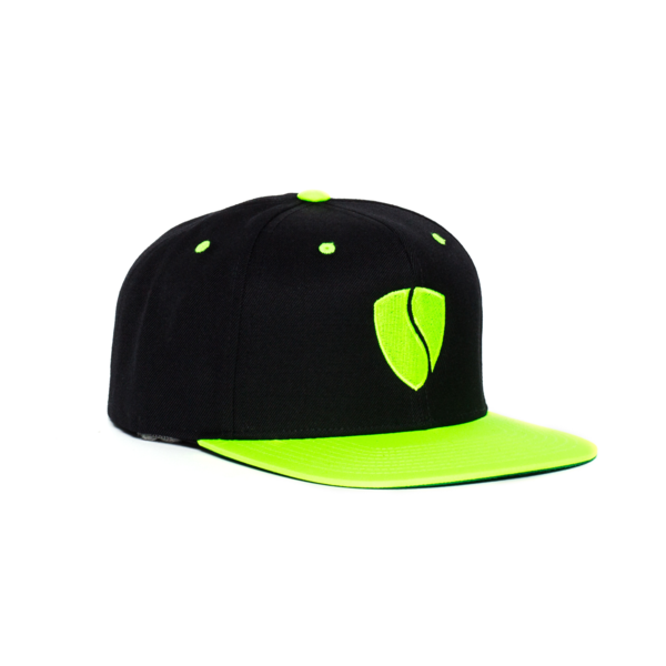 Hercules Hat / Neon green-Black