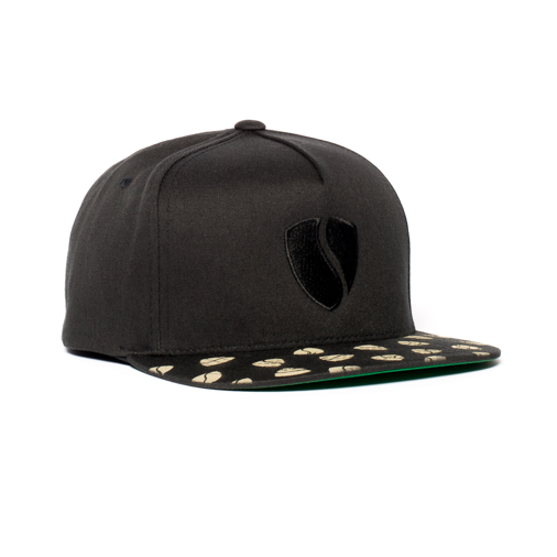 Apollo Hat / Black-Black