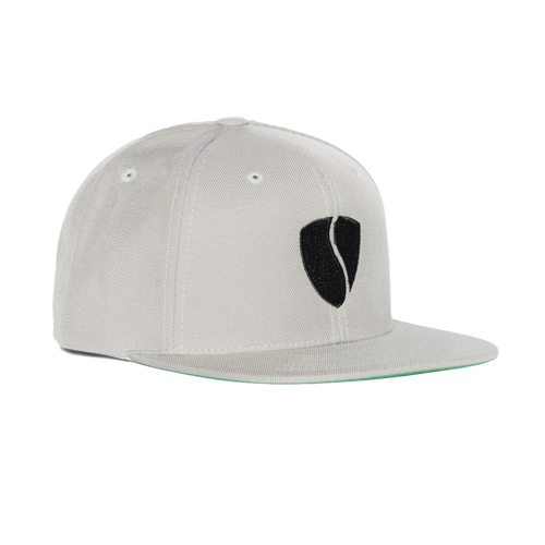 Hercules Hat / Grey-Black
