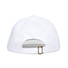 Zeus Step-Dad Hat / White-Black