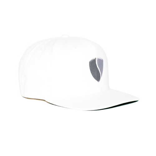 Hercules Hat / White-Grey