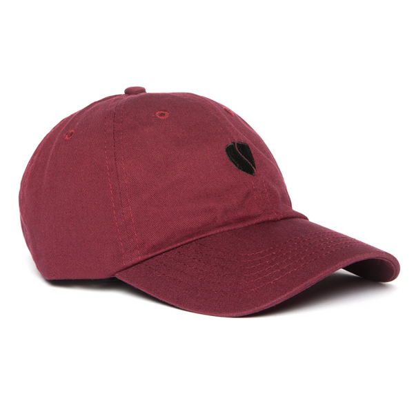 Zeus Step-Dad Hat / Maroon-Black