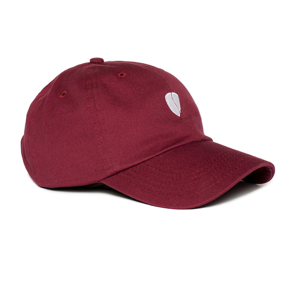 Zeus Step-Dad Hat / Vino Tinto