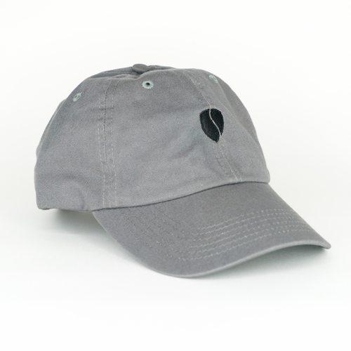 Zeus Step-Dad Hat / Grey-Black