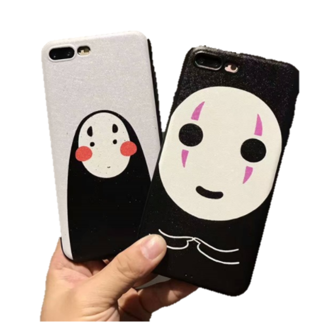 Kawaii Spirited Away iPhone Cases
