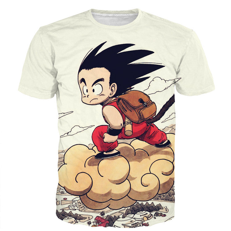 Dragon Ball Z Son Goku Shirt