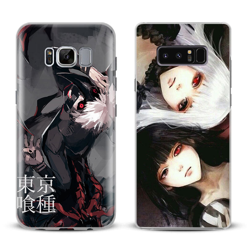 Tokyo Ghoul Samsung Galaxy Phone Cases