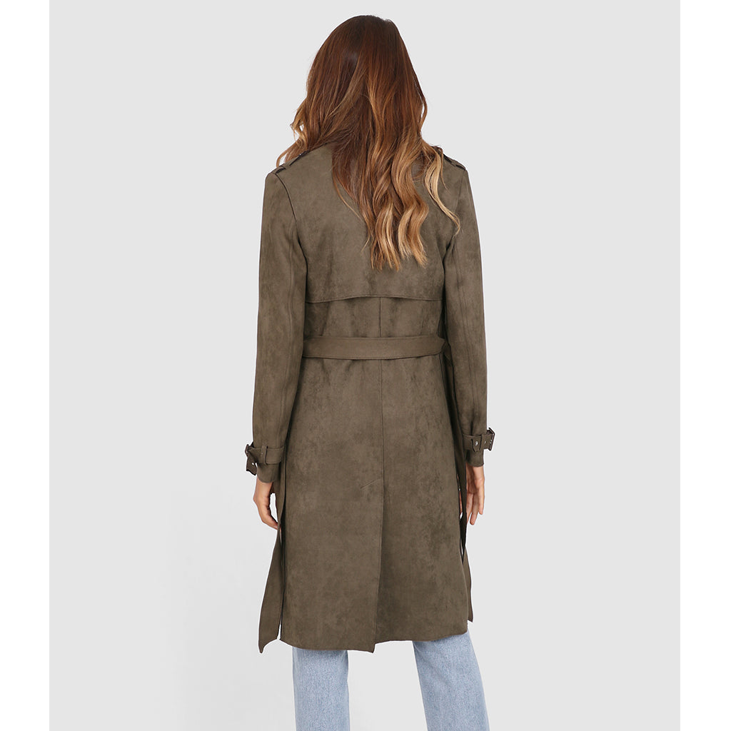 Sienna Trench Coat