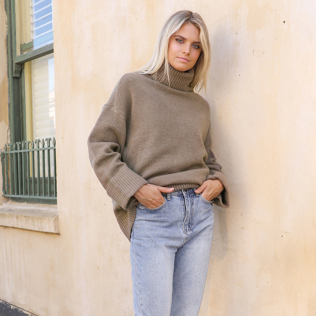Soho Knit Jumper