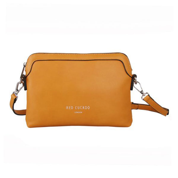 Mustard Yellow Cross Body Bag
