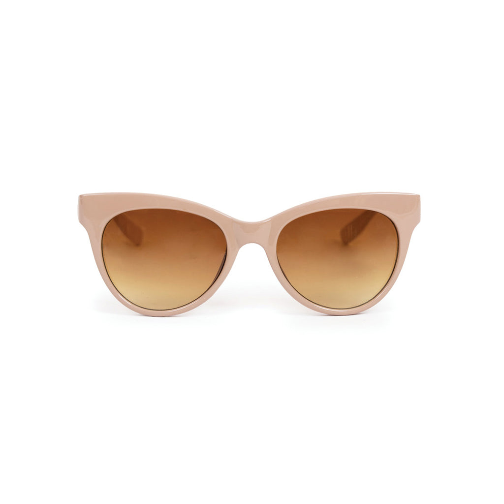Pamela Cream Sunglasses