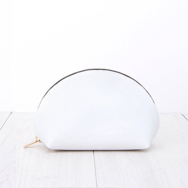 Cosmetic Travel Bag White