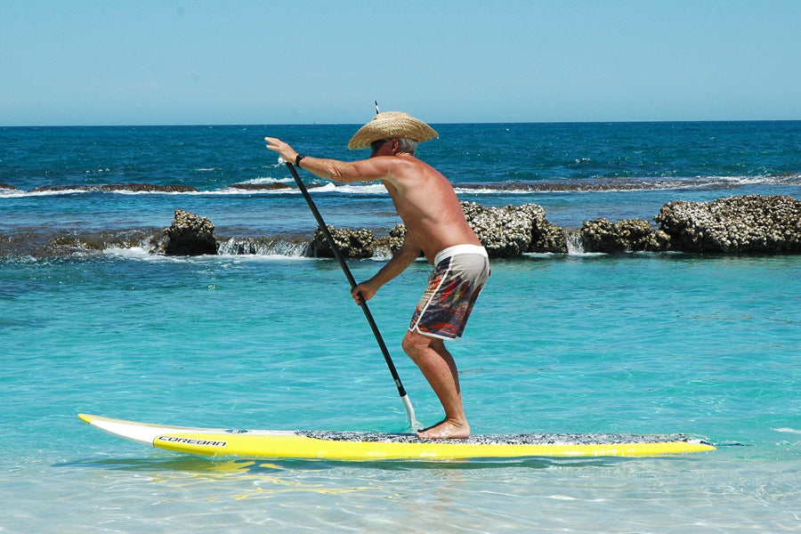 Five Great Things To Do On Your Stand Up Paddle Board