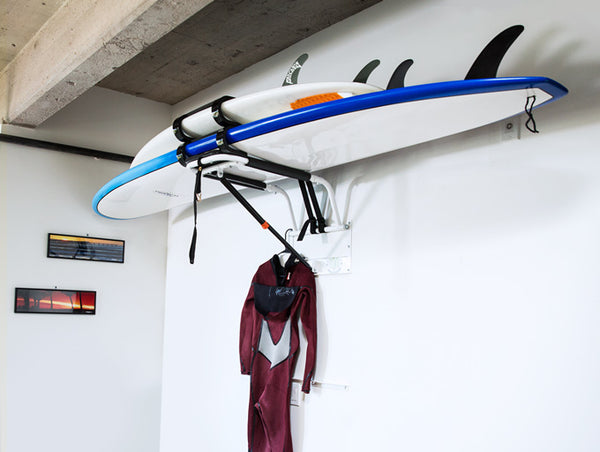 Surf Board Storage Rack for Apartment