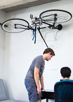 How to Store a Bike Indoors