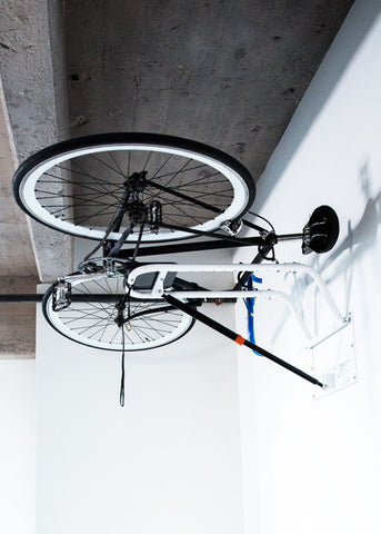 Wall Mounted Bike Storage Rack