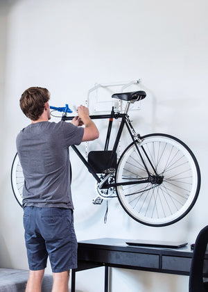 Indoor Wall Rack for Bicycle