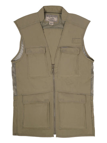 Men's Travel Vest - Odyssey