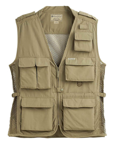 Men's Travel Vest - Traveler Air Vest - Your Vest Friend