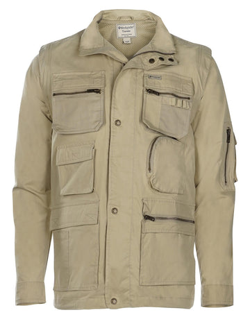 Men's Travel Convertible Jacket - Correspondent