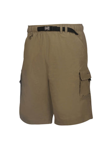 Men's Nylon Belted Swim Trunk - River Guide