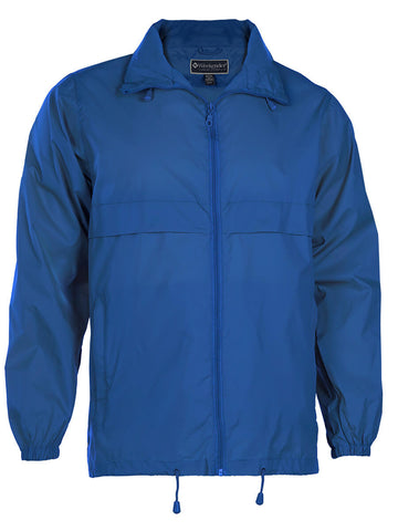 Men's Windbreaker Jacket - Aqua Dry