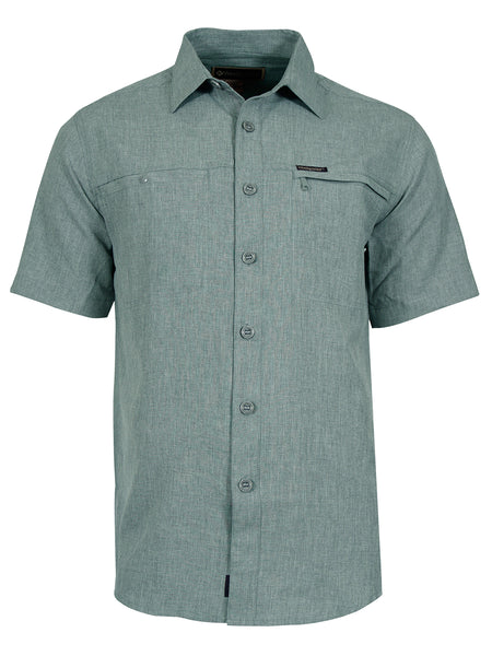 Men's Travel Shirt - Banyan S/S LT-5XLT