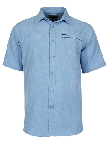 Men's Travel Shirt - Banyan S/S