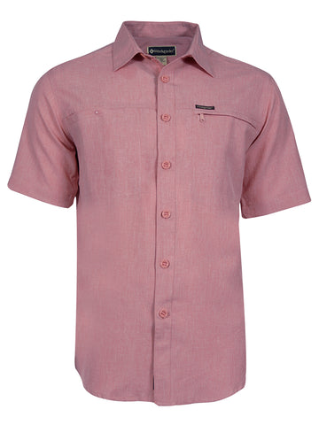Men's Travel Shirt - Banyan S/S 1X-5X