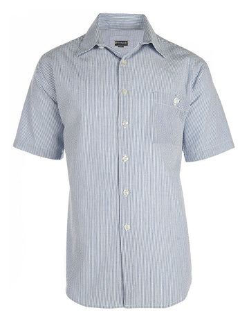 Men's Seersucker Shirt - Worth Avenue