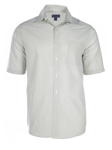 Men's Tall Seersucker Shirt - Worth Avenue (LT-4XLT)