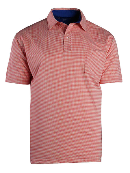 Men's Tall Charleston Polo Shirt (LT-4XLT)